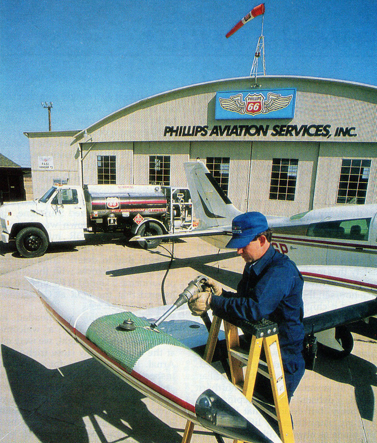 Phillips 66 aviation services