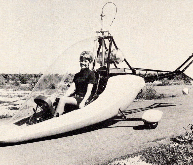 early style scorpion one helicopter cabin