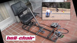 heli-chair training