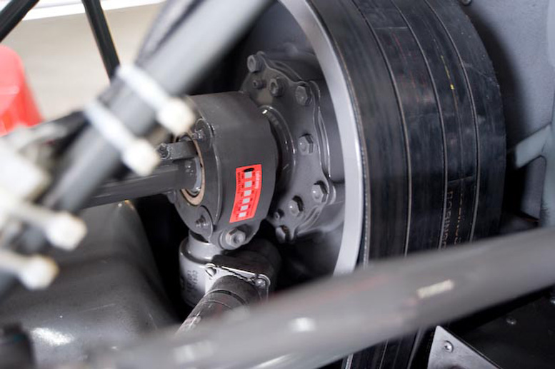 helicopter secondary drive pulley