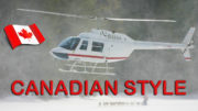 learning to fly helicopters in canada