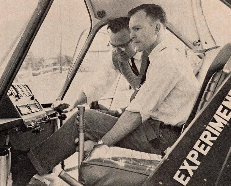 scheutzow experimental helicopter
