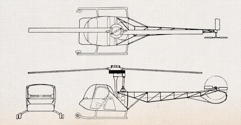 scheutzow helicopter drawing