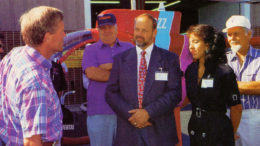 Dennis & Laura Fetters Mini 500 kit helicopter