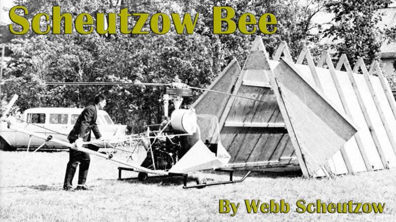 Webb Scheutzow Helicopters