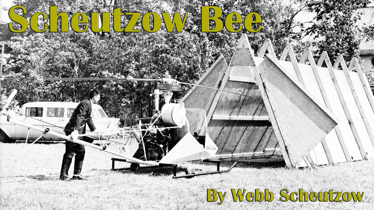 The Story Of The Scheutzow Bee