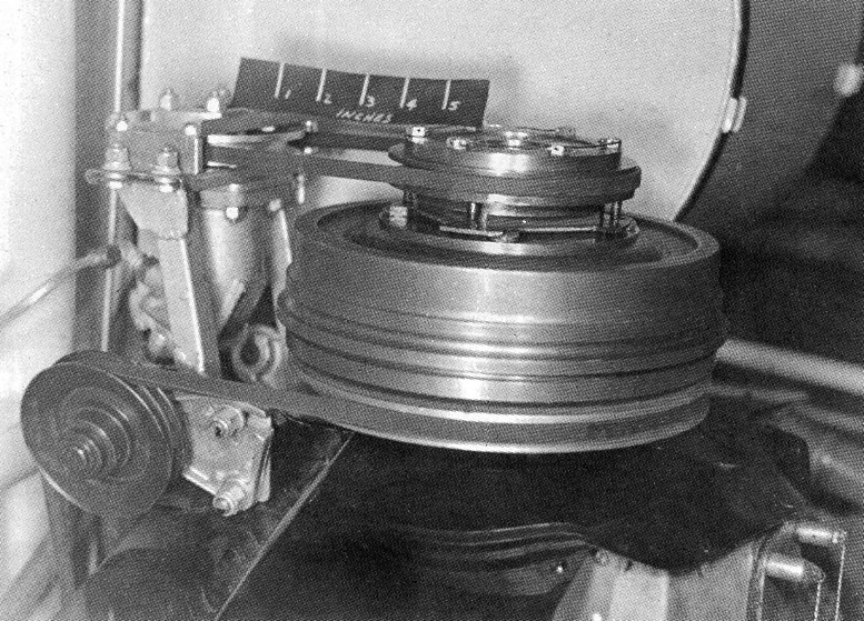 helicopter centrifugal clutch main drive