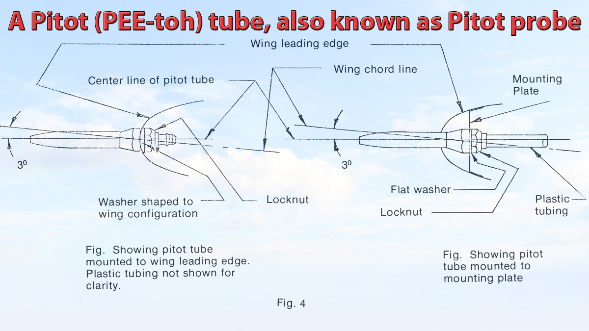 A Pitot/Static System For The Homebuilt Aircraft