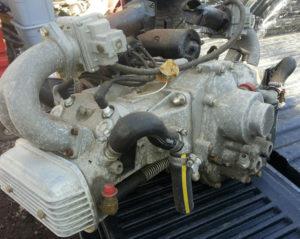 RW100 rotorway engine