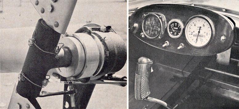 Javelin kit helicopter details