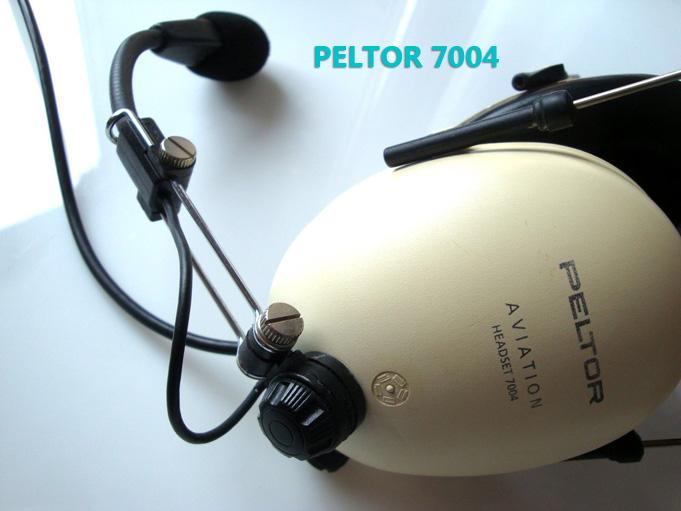 peltor 7004 pilot headset