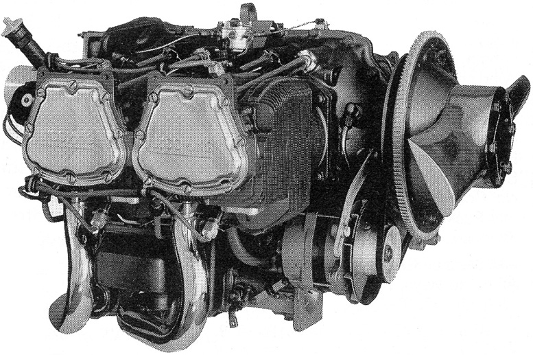 Lycoming O-360 four cylinder series