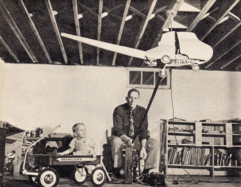 build your own helicopter prototype