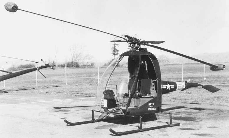 hiller helicopters