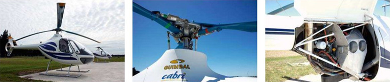 Guimbal Cabri helicopter review