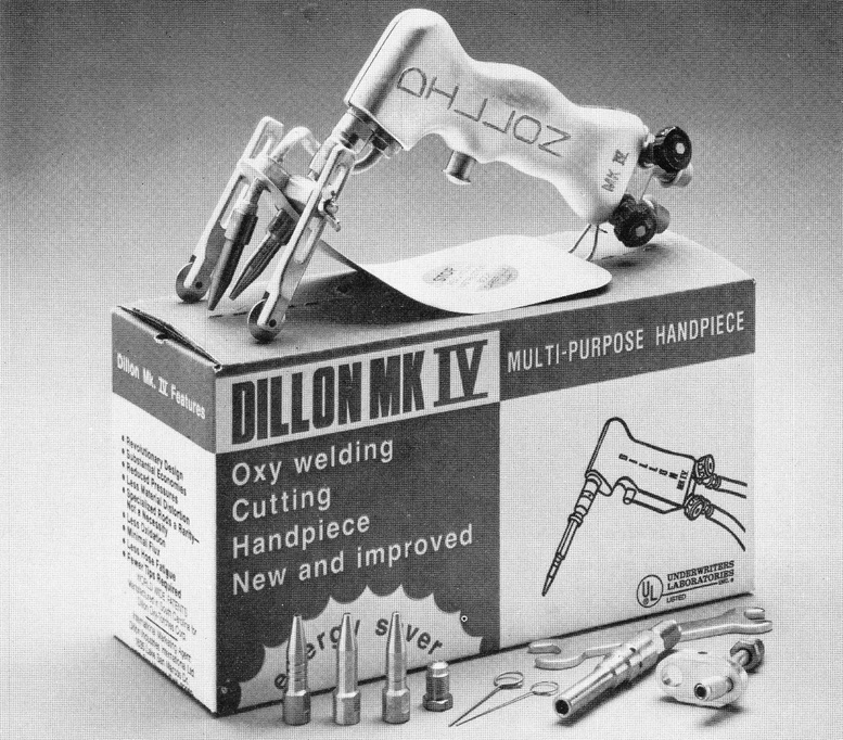 dillon industries gas welding torch