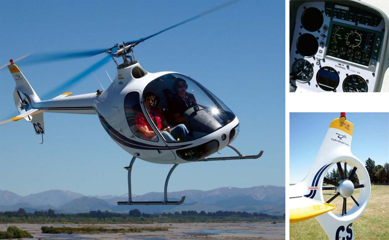 eurocopter guimbal cabri g2