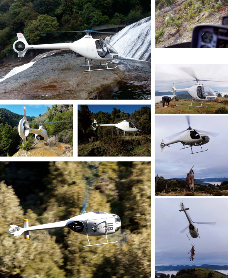frontier helicopters cabri helicopter
