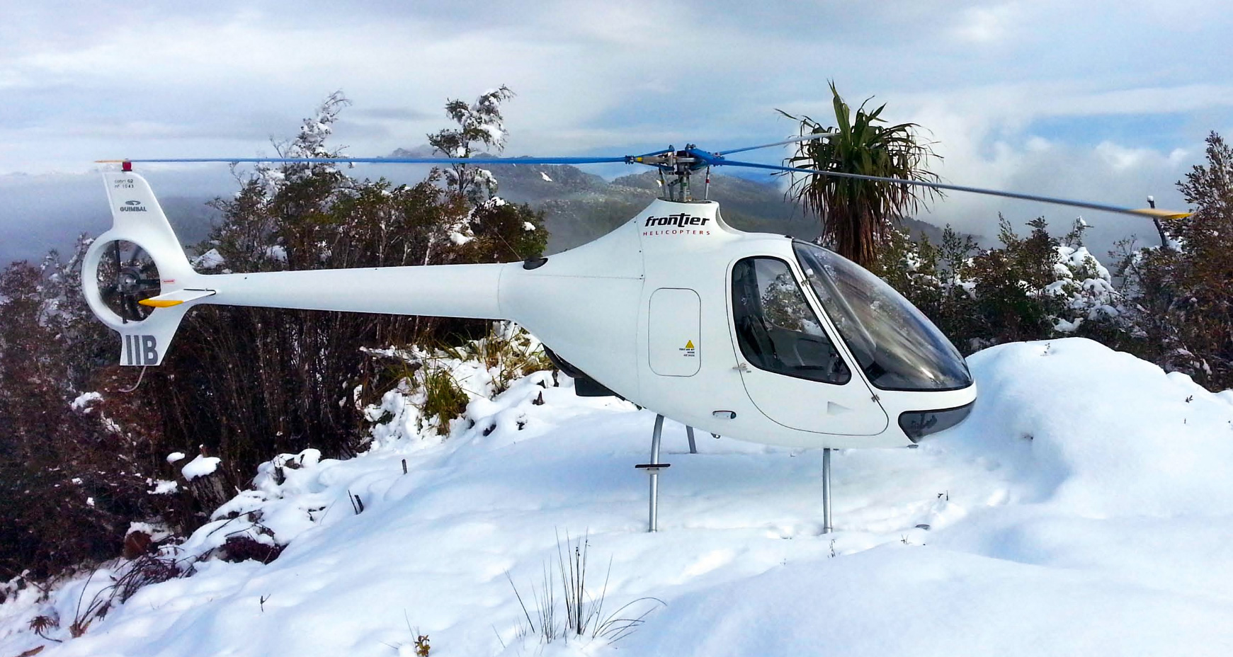 guimbal cabri helicopters