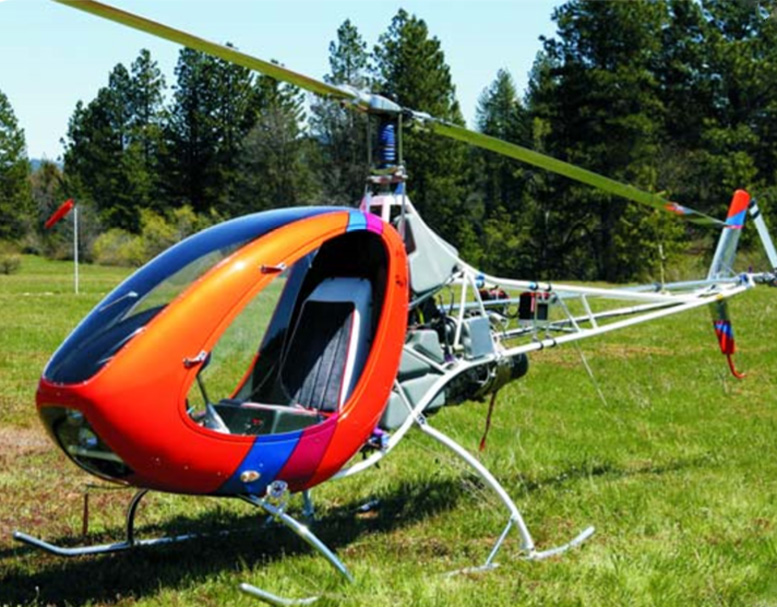 helicycle personal helicopter