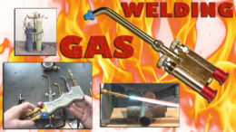 how to gas weld