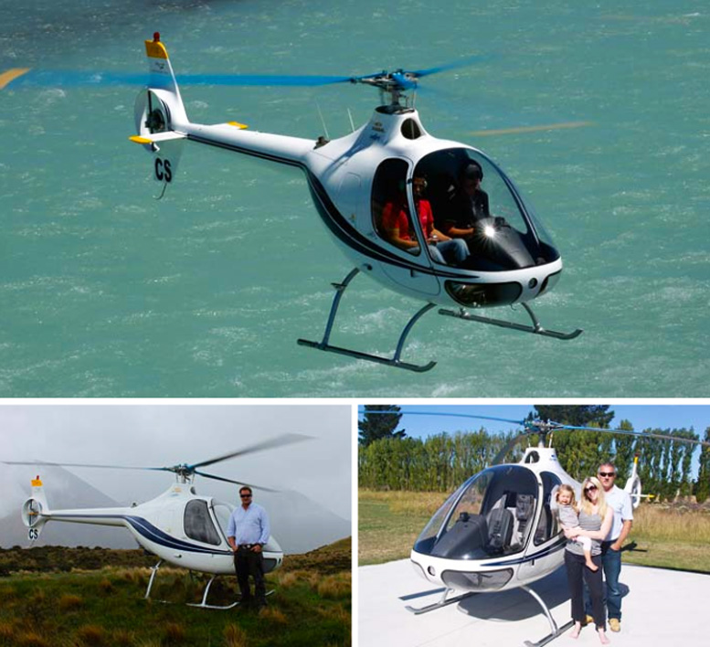 new zealand helicopter flying