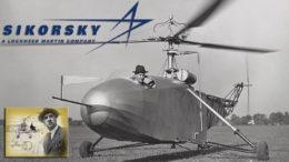 Igor sikorsky helicopter designs
