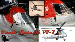 Piasecki Helicopter design