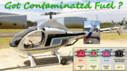 contaminated fuel 1999 Rotorway Exec 162F