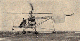 early sikorsky helicopter