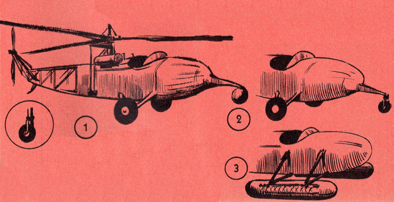 optional helicopter designs