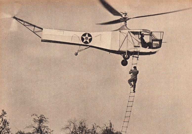 sikorsky bullt army helicopter