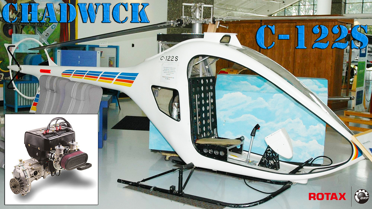 Chadwick Helicopters C-122