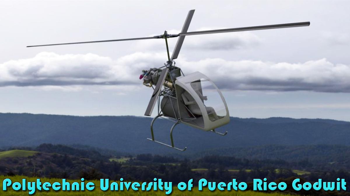 Polytechnic University of Puerto Rico Godwit Helicopter