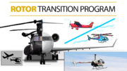 fixed wing rotary wing transition