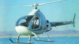 home built helicopter rotor blades