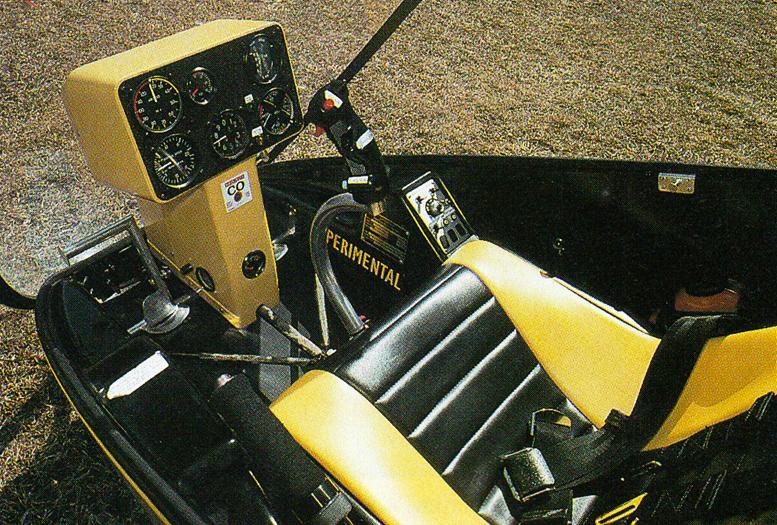 kit helicopter cockpit