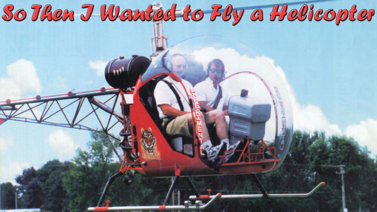 learn to fly a safari helicopter