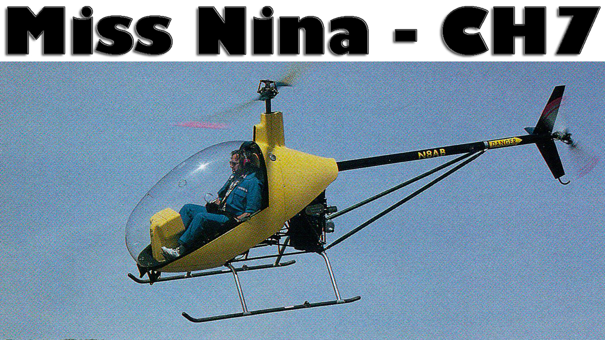 Miss Nina Is An Angel