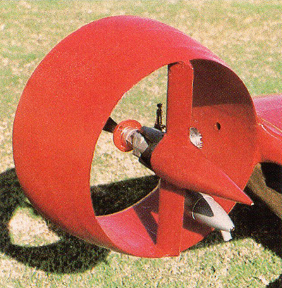 propeller shrouds
