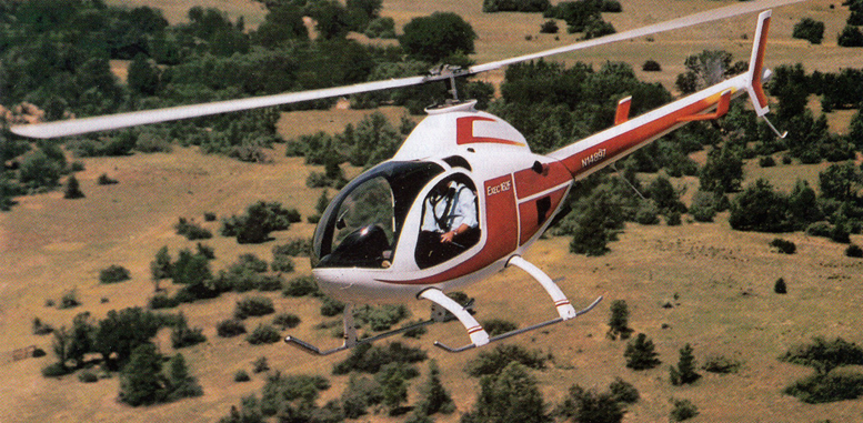 rotorway exec helicopter training