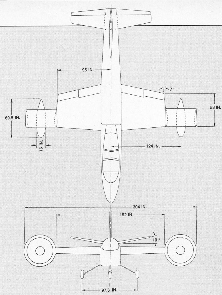 tilt rotor design