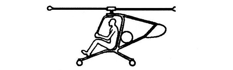 tip jet helicopter