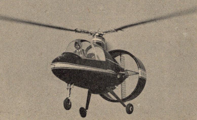 avian 2-180 gyroplane