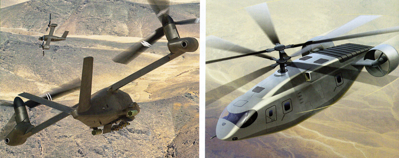future helicopter designs