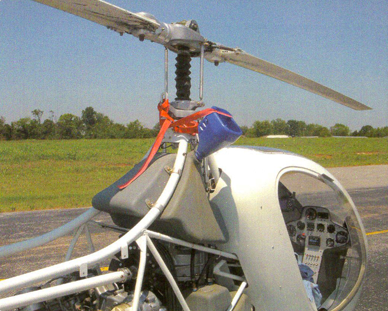 helicycle turbine refueling