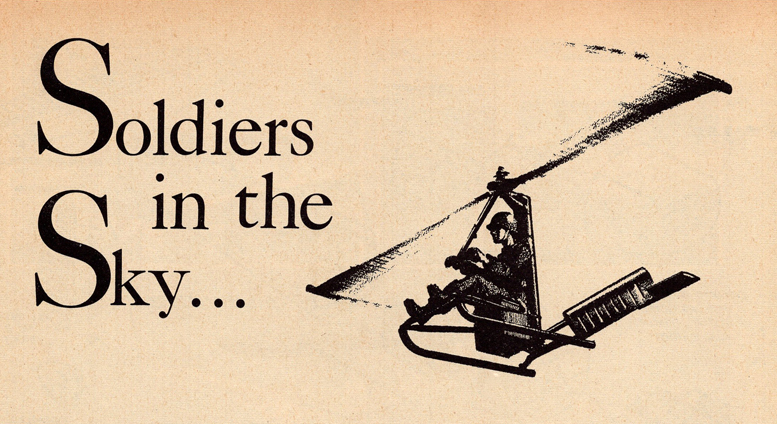 soldiers in the sky