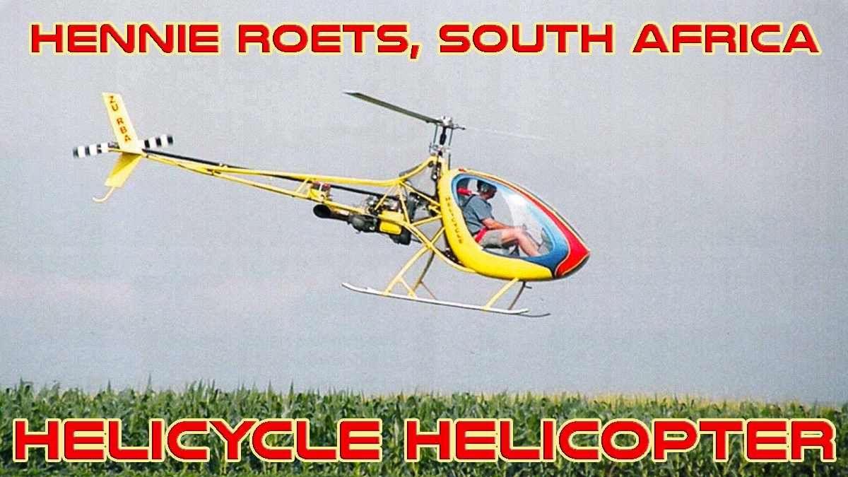 South African Expedition for Eagle R&D