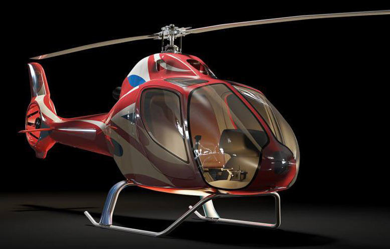 concept helicopter design