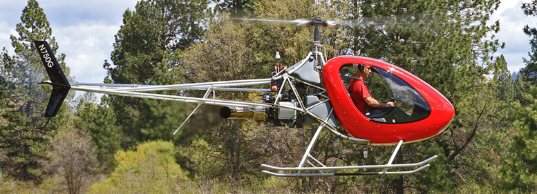helicycle kit helicopter